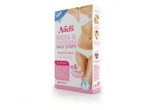 Nad S Bikini And Underarm Hair Removal Strips Beauty Review
