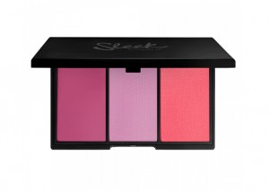 Sleek Blush by 3 Powder Palette Review