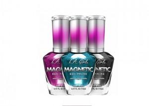 LA Girl Magnetic Nail Polish Review