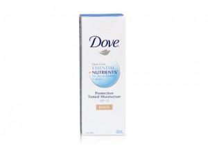 Dove Face Tinted Moisturiser Review
