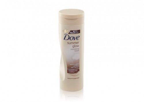 Dove Summer Glow Body Lotion Review
