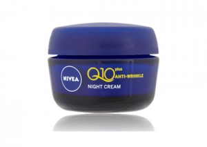 NIVEA Visage Q10 Moisturiser Anti-wrinkle Night Creme Review