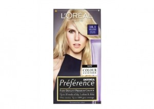L'Oreal Paris Preference Hair Colour Review