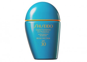 Shiseido Global Suncare Liquid Foundation UV Protection Review