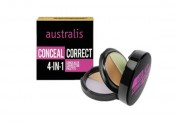 Australis Colour Corrector 4-in-1 Compact Review