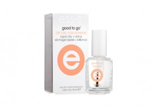 Essie Good To Go Top Coat Review