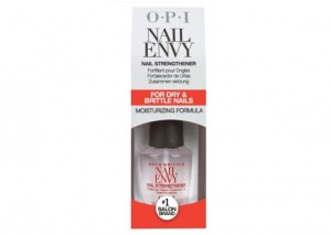 OPI Nail Envy Dry and Brittle Review