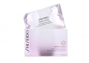 Shiseido White Lucent Power Brightening Mask Review