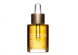Clarins Blue Orchid Face Treatment Oil Review