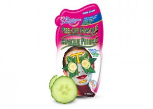 Montagne Jeunesse Cucumber Peel Off Masque Review