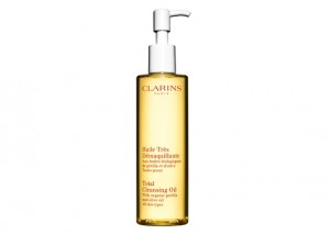 Clarins Total Cleansing Oil Review