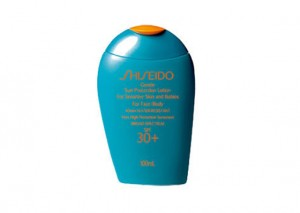 Shiseido Gentle Sun Protection Lotion SPF30+ Review