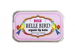 Belle Bird Rose Lip Balm Review