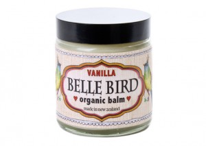 Belle Bird Vanilla Balm Review