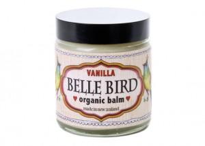 Belle Bird Vanilla Balm Review