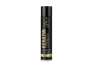 Schwarzkopf Ultimate Keratin Hairspray Review