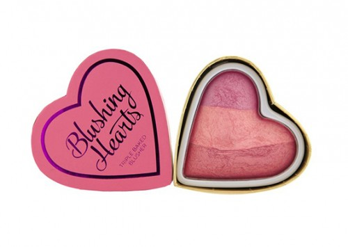 I Heart Makeup Triple Baked Blusher Review