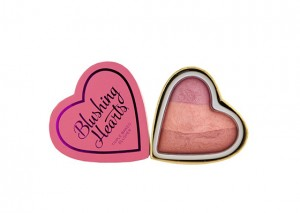 I Heart Makeup Blushing Hearts Candy Queen of Hearts Review