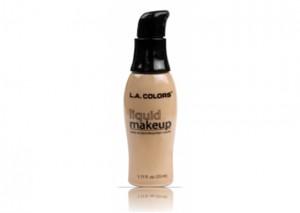LA Colors Liquid Makeup Review