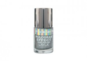 Layla Hologram Effect Nail Polish Review