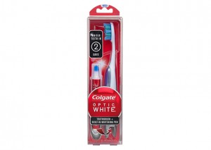 Colgate Colgate Optic White Toothbrush + Whitening Pen Review