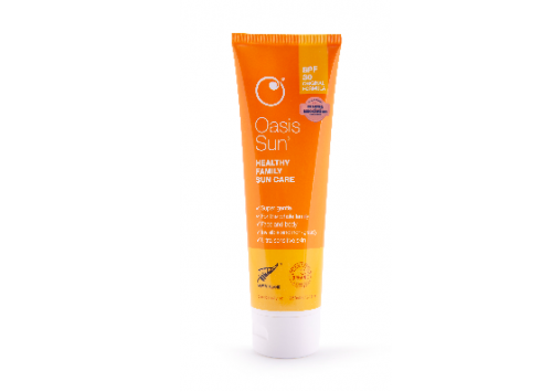 Oasis Beauty Sun SPF 30+ Review
