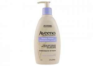 Aveeno Stress Relief Moisturising Lotion Review