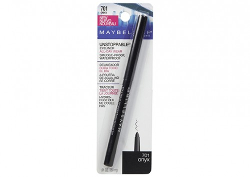 Maybelline Unstoppable Eyeliner Review