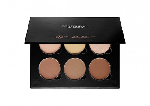 Anastasia Beverly Hills Contour Palette Review
