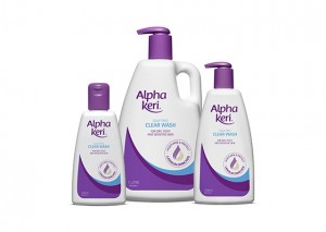 Alpha Keri Clear Wash Review