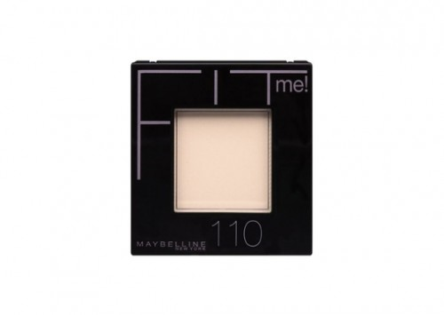 Maybelline Fit Me Pressed Powder Review