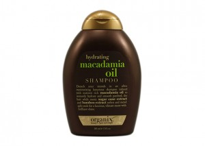 OGX Hydrating Macadamia Oil Shampoo Review