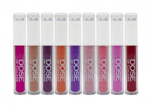 Dose of Colors Classic Lip Gloss Review