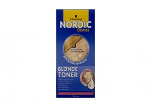 Schwarzkopf Nordic Blonde Toner Review