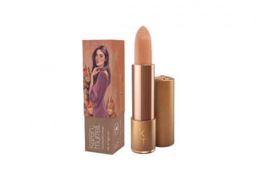 Karen Murrell Lipstick Sand Storm Review
