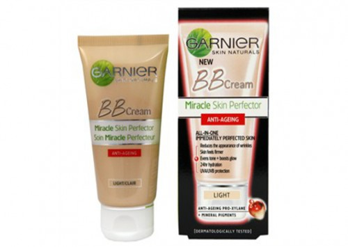 Garnier Skin Perfector BB Cream Anti Ageing Review