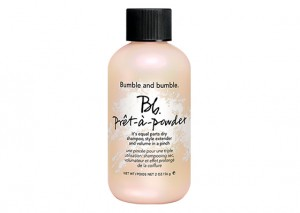 Bumble and Bumble Prêt-à-Powder Review