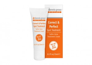Dr Dennis Gross Skincare Correct & Perfect Spot Treatment Review