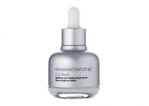 Elemental Herbology Cell Food Radiance & Vitality Serum Review