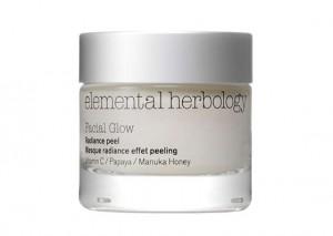 Elemental Herbology Facial Glow Radiance Peel Review