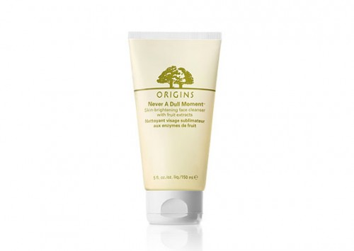Origins Never A Dull Moment Skin Brightening Face Cleanser With Fruit Extracts Review