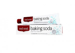 Red Seal Baking Soda Toothpaste Review