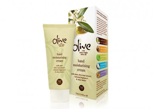 Olive Hand Cream Review