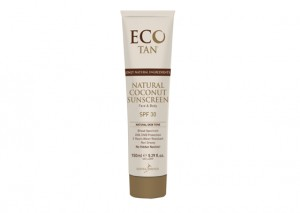 Eco Tan Tinted Coconut Sunscreen Review