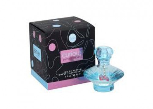 Curious by Britney Spears Review