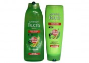 Garnier Fructis Sleek & Shine Shampoo and Conditioner Review