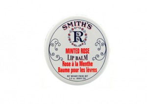 Rosebud Perfume Company Minted Rose Lip Balm Review