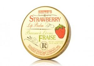 Rosebud Perfume Company Strawberry Lip Balm Review