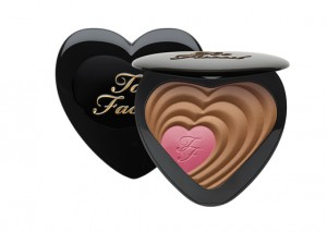 Too Faced Soul Mates Blusher Bronzer Ross and Rachel Review