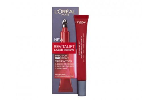 L'Oreal Revitalift Laser Eye Cream Review
